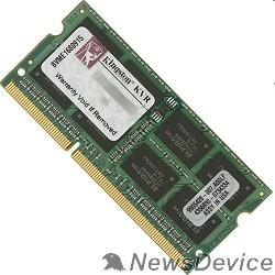 Модуль памяти Kingston DDR3 SODIMM 8GB KVR16S11/8 PC3-12800, 1600MHz