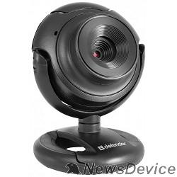 Цифровая камера Web-камера Defender C-2525HD 2 МП, кнопка фото 63252