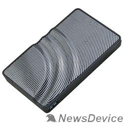 "Контейнер для HDD AgeStar 3UB2P USB 3.0 Внешний корпус 2.5"" SATA HDD/SSD AgeStar 3UB2P USB3.0, алюминий, черный/серебристый, безвинтовая конструкция (06992/592006)"