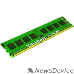 Модуль памяти Kingston DDR3 8GB (PC3-12800) 1600MHz KVR16R11D4/8 ECC Reg CL11 DRx4