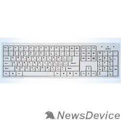 Клавиатура Клавиатура SVEN Standard 303 USB белая SV-03100303UW
