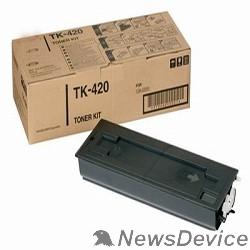 Расходные материалы Kyocera-Mita TK-420 Картридж KM-2550, (15 000стр.)